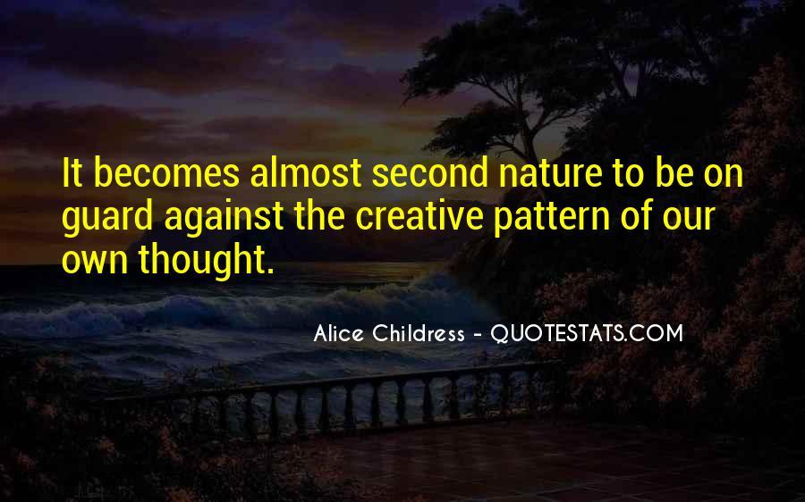 Alice Childress Quotes #624251