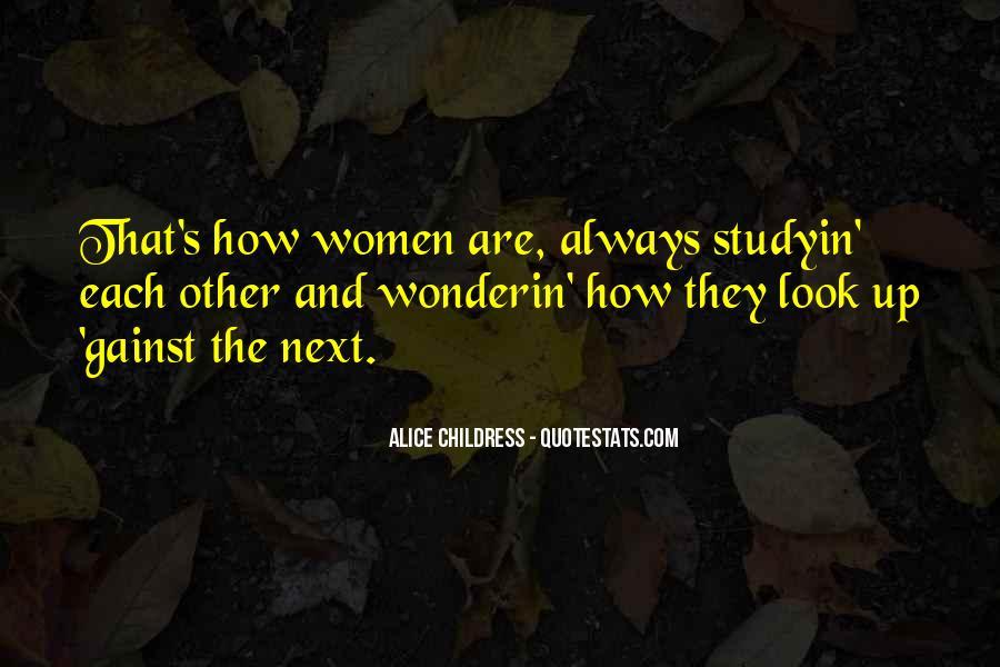 Alice Childress Quotes #818261