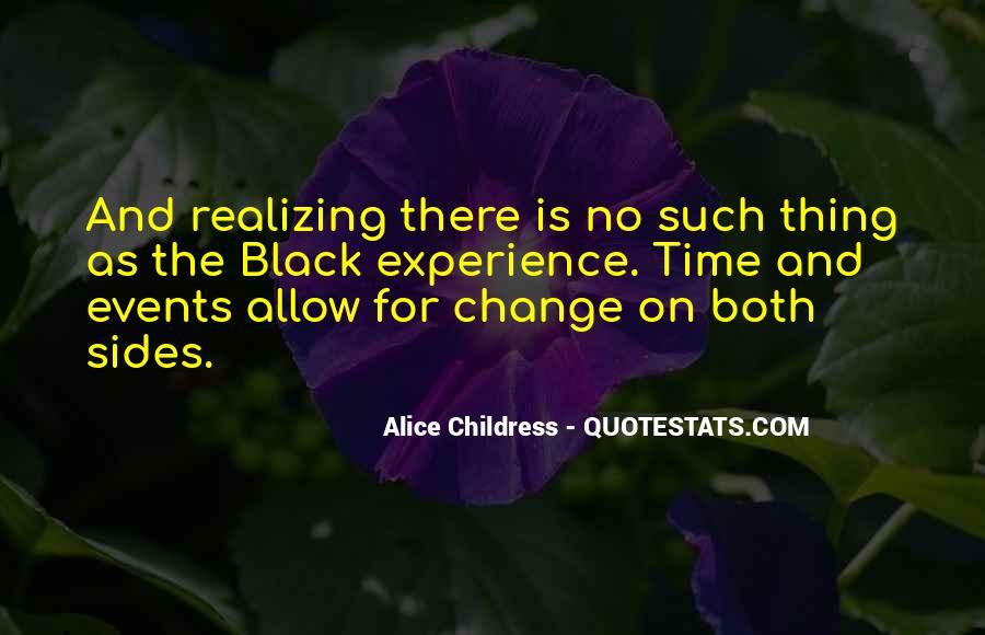 Alice Childress Quotes #876079