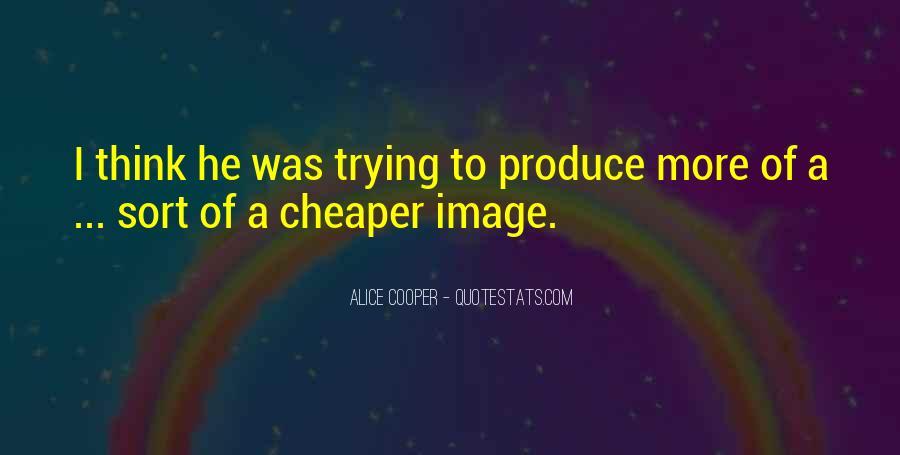 Alice Cooper Quotes #1000295