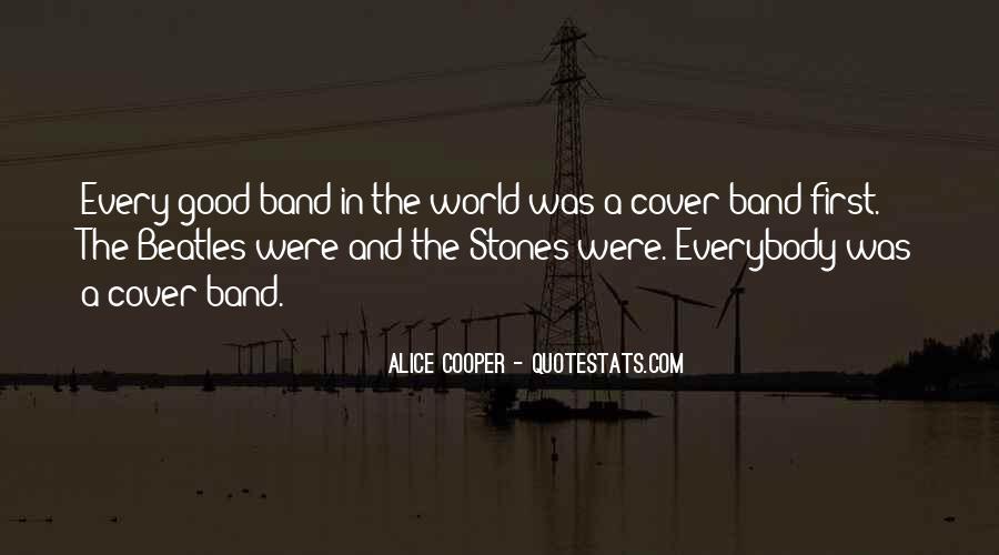 Alice Cooper Quotes #1022330
