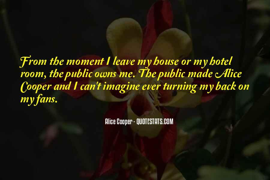 Alice Cooper Quotes #1164011