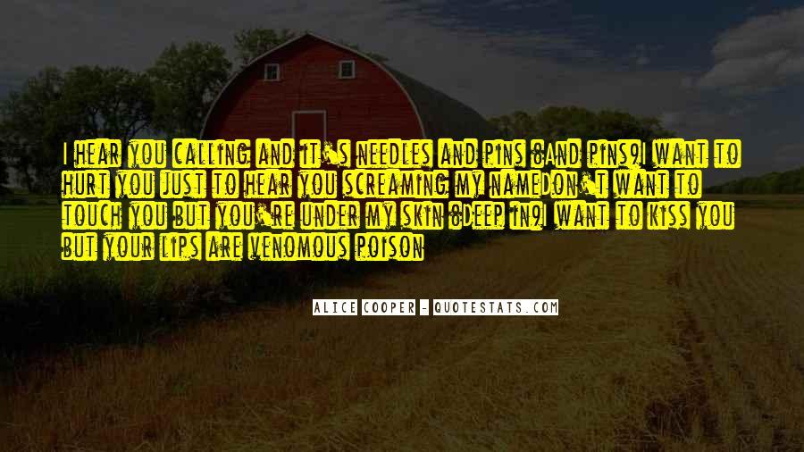 Alice Cooper Quotes #1279587
