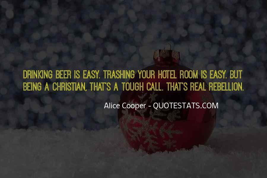 Alice Cooper Quotes #1328429