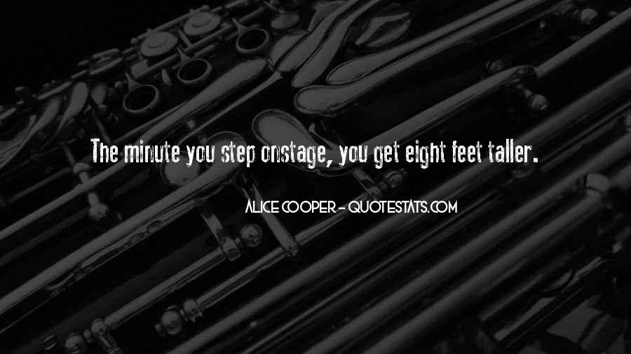 Alice Cooper Quotes #1474908