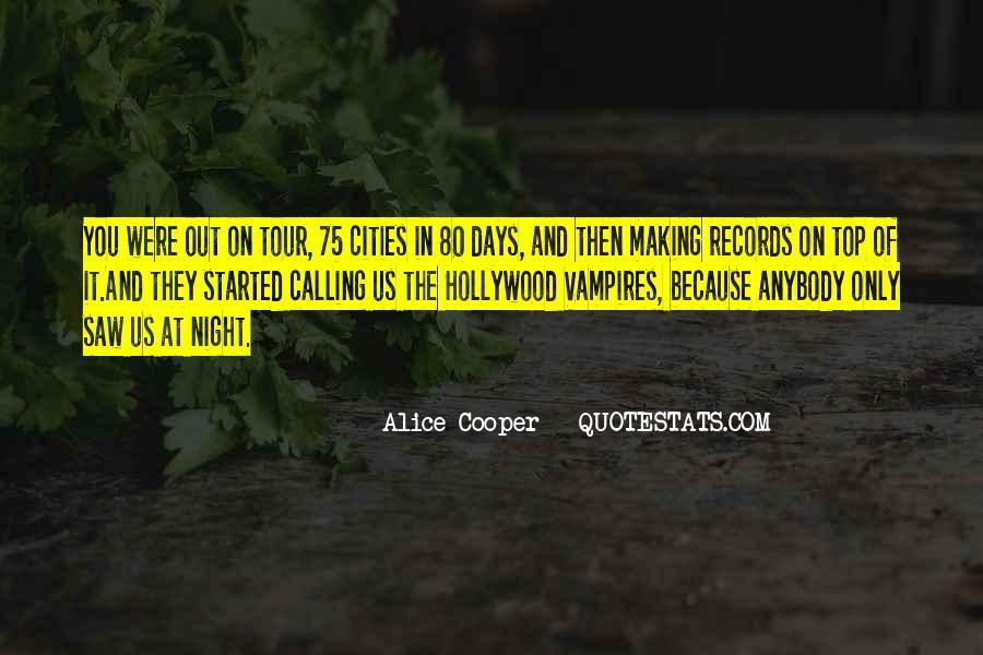 Alice Cooper Quotes #1539009