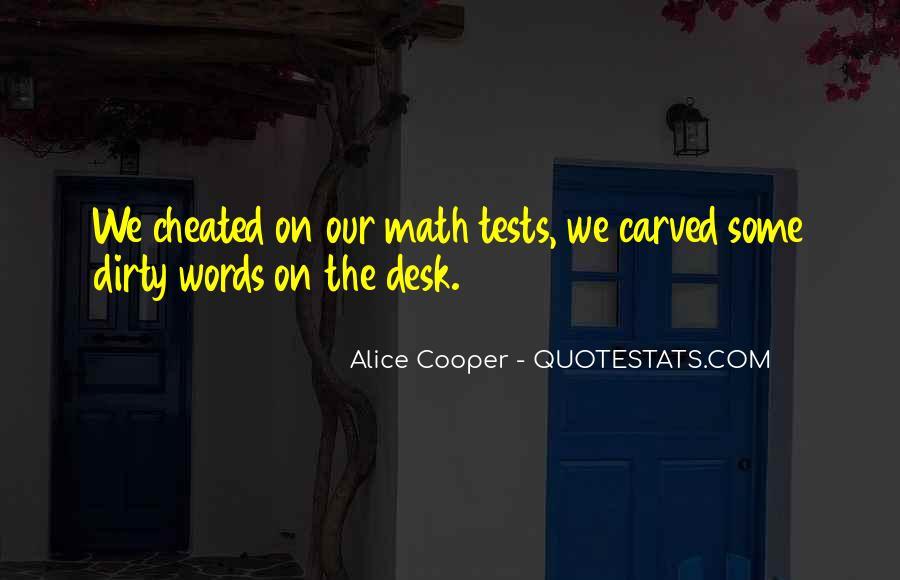 Alice Cooper Quotes #1540025