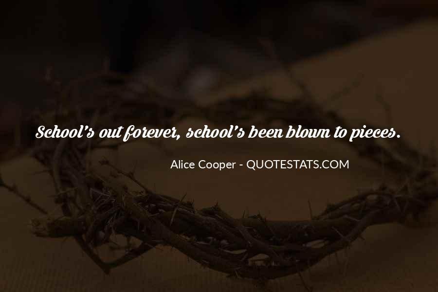 Alice Cooper Quotes #1549418