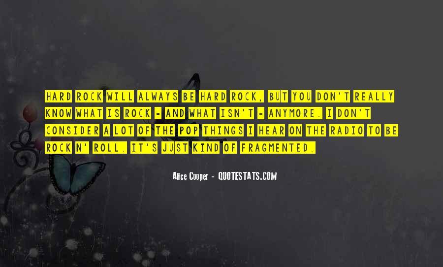 Alice Cooper Quotes #1554203