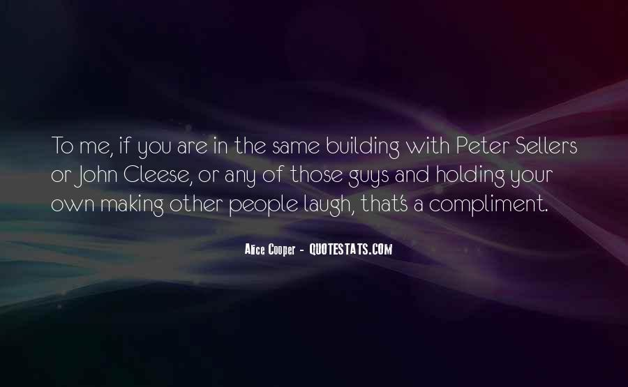 Alice Cooper Quotes #1572498