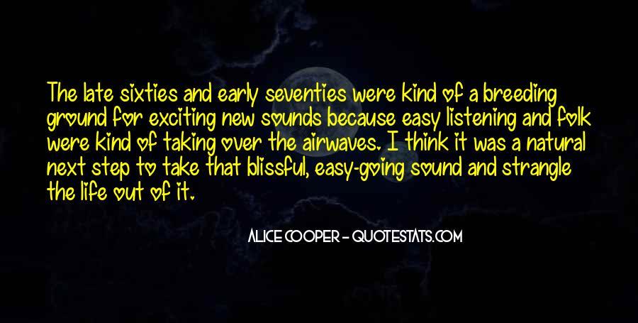Alice Cooper Quotes #1597337