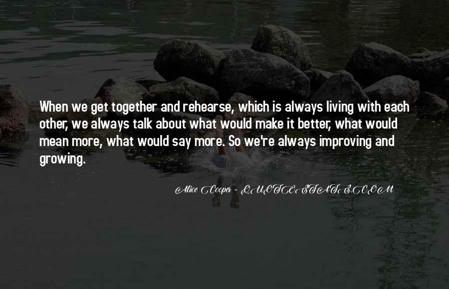 Alice Cooper Quotes #1686426