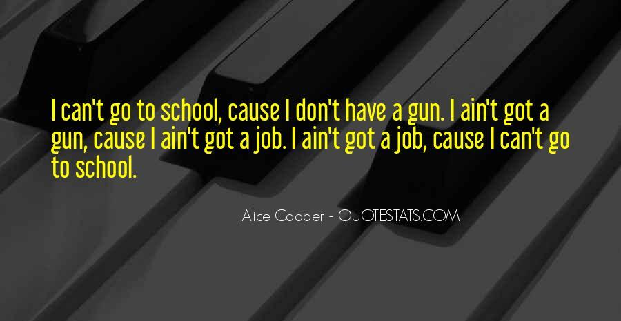 Alice Cooper Quotes #282653