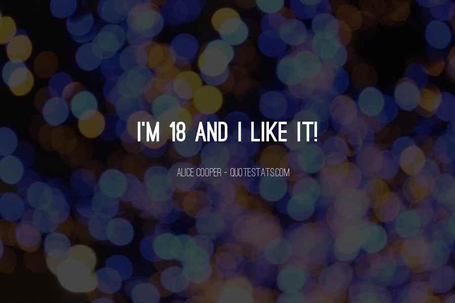 Alice Cooper Quotes #339460