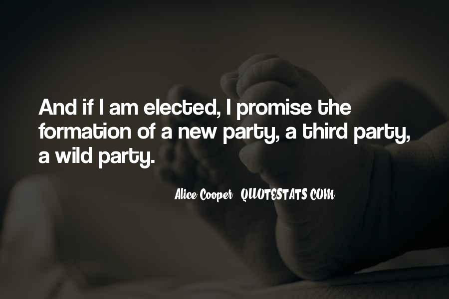 Alice Cooper Quotes #339594