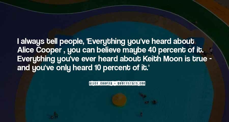 Alice Cooper Quotes #441672