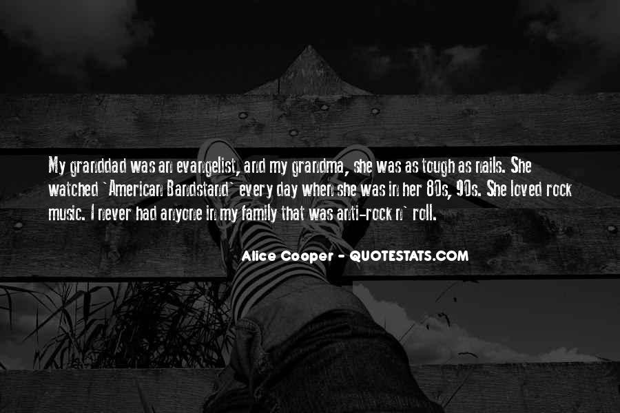 Alice Cooper Quotes #453350