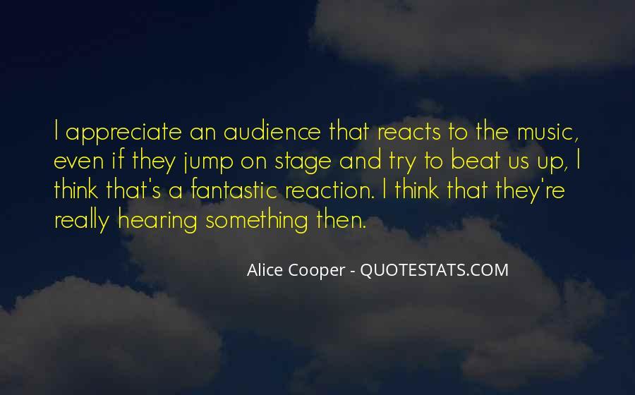 Alice Cooper Quotes #490567