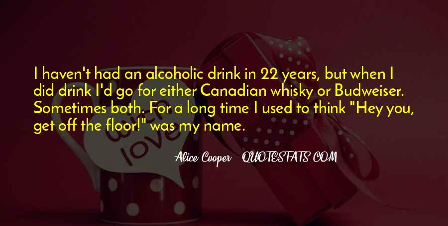 Alice Cooper Quotes #559385