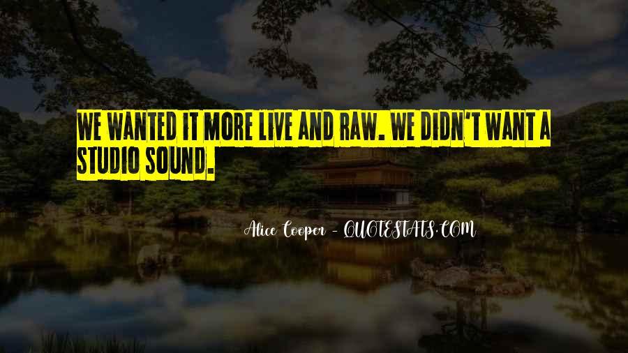 Alice Cooper Quotes #674251