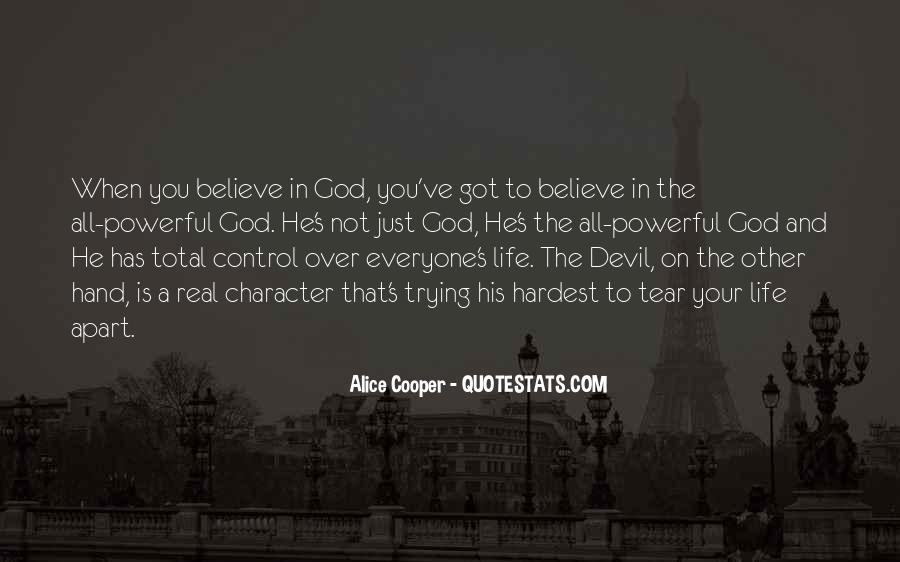 Alice Cooper Quotes #694796