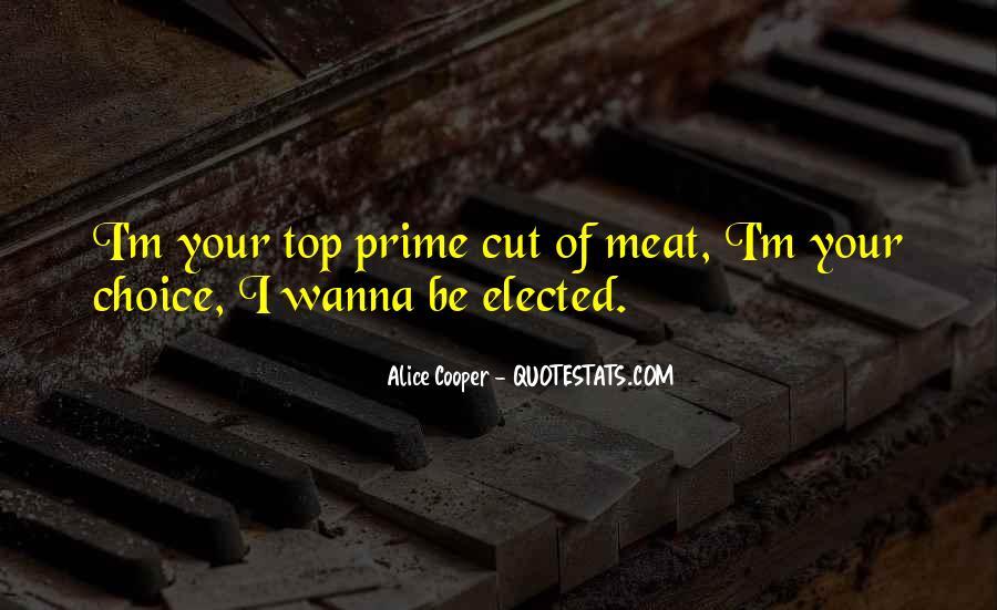 Alice Cooper Quotes #70963