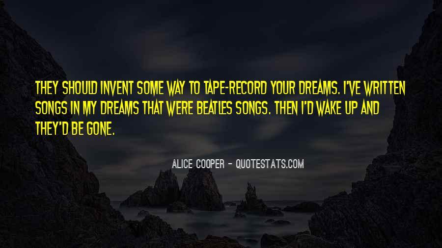 Alice Cooper Quotes #736957
