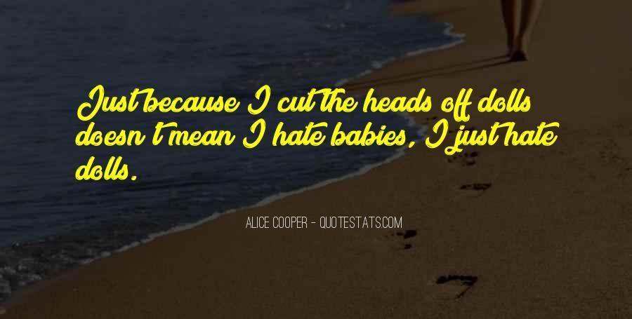 Alice Cooper Quotes #782945