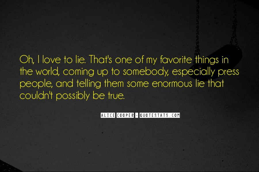 Alice Cooper Quotes #792025
