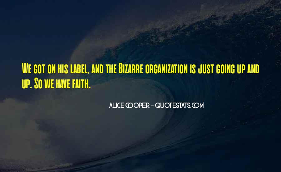 Alice Cooper Quotes #797661