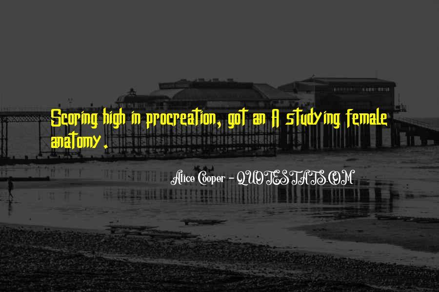 Alice Cooper Quotes #928987
