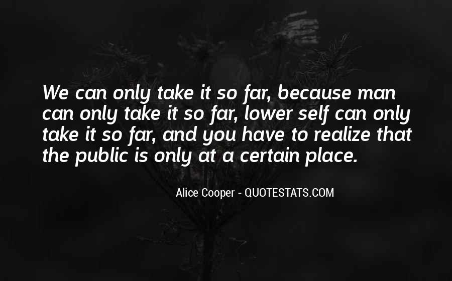 Alice Cooper Quotes #940896