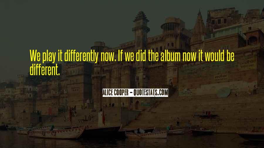 Alice Cooper Quotes #94981