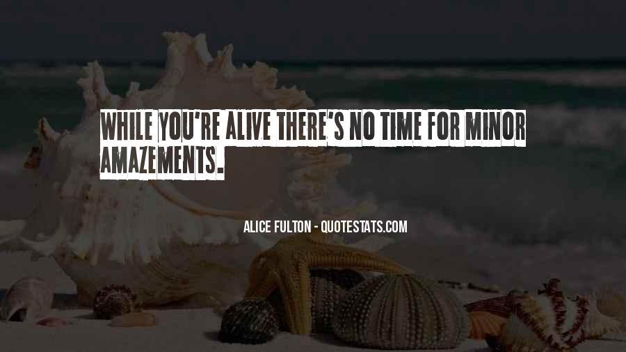 Alice Fulton Quotes #1296463