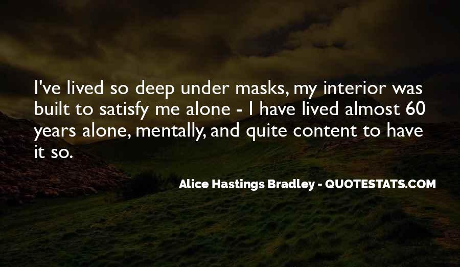 Alice Hastings Bradley Quotes #819556