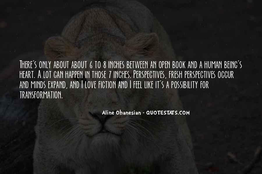 Aline Ohanesian Quotes #1028578