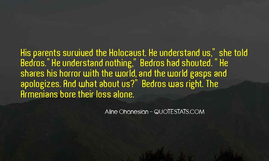 Aline Ohanesian Quotes #1042037