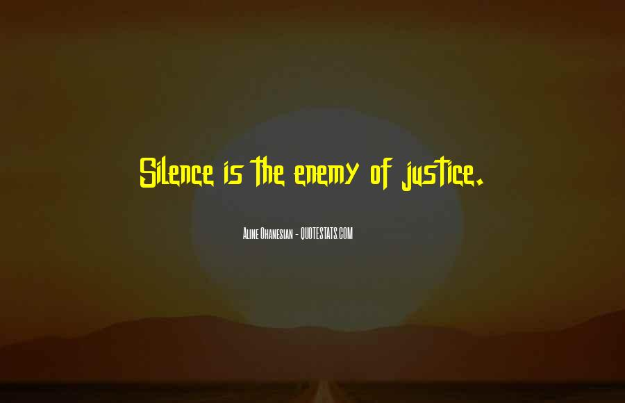 Aline Ohanesian Quotes #1224603