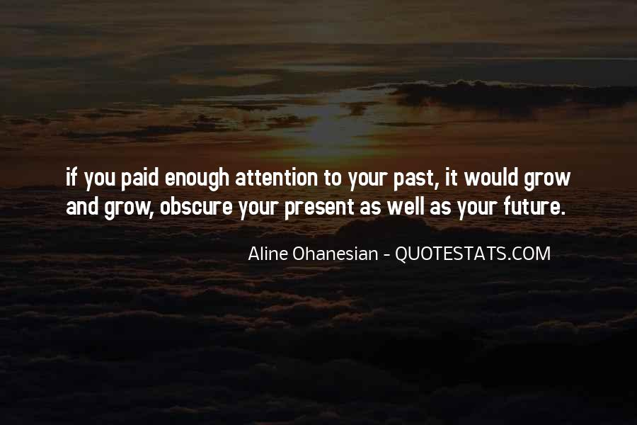 Aline Ohanesian Quotes #1281010