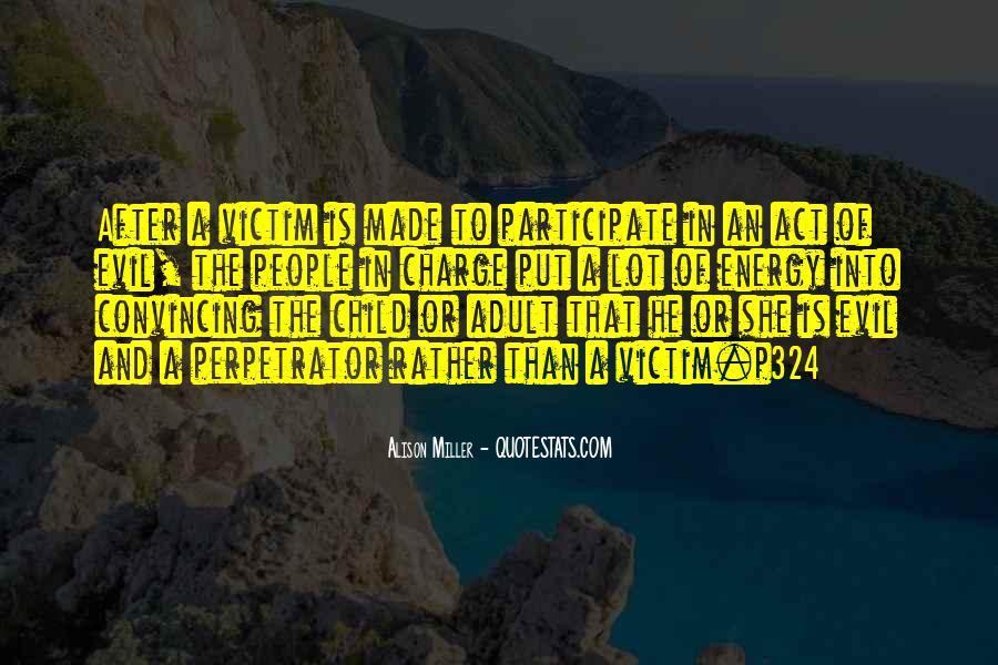 Alison Miller Quotes #1214218
