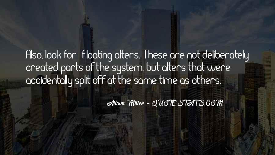 Alison Miller Quotes #359275