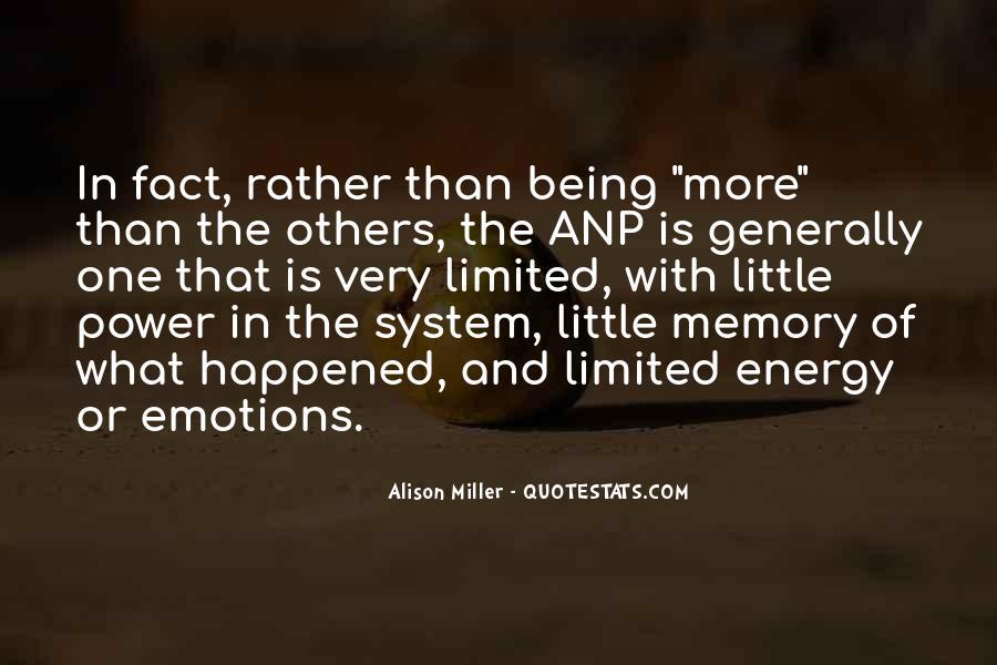 Alison Miller Quotes #480523