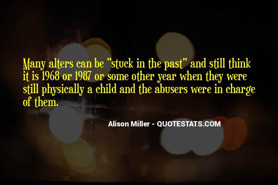 Alison Miller Quotes #807966