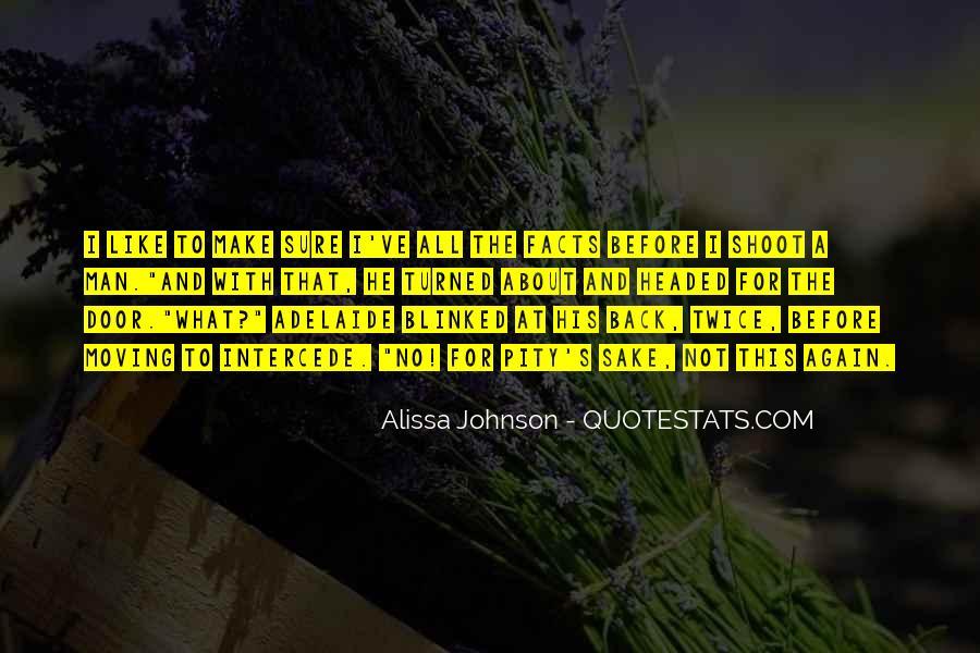 Alissa Johnson Quotes #1443565