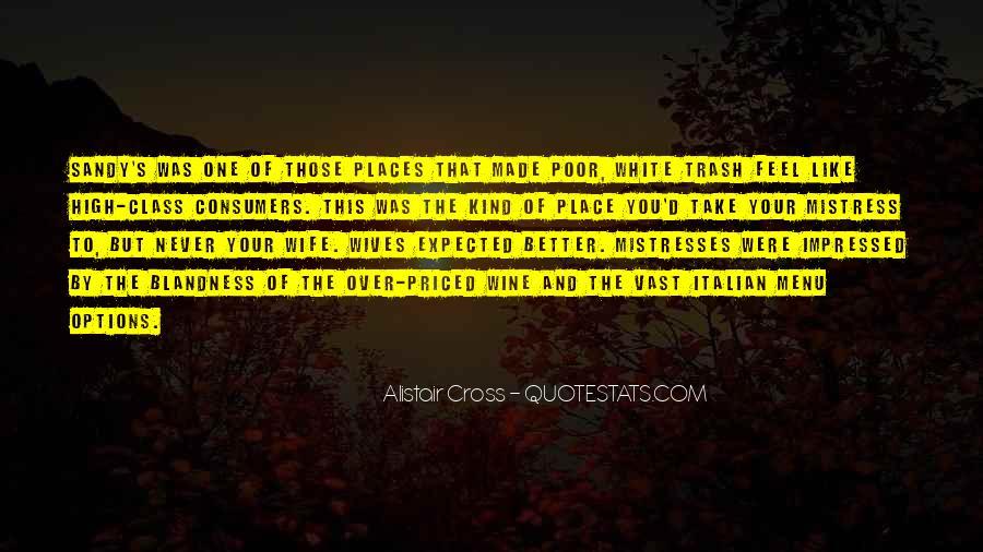 Alistair Cross Quotes #1029474