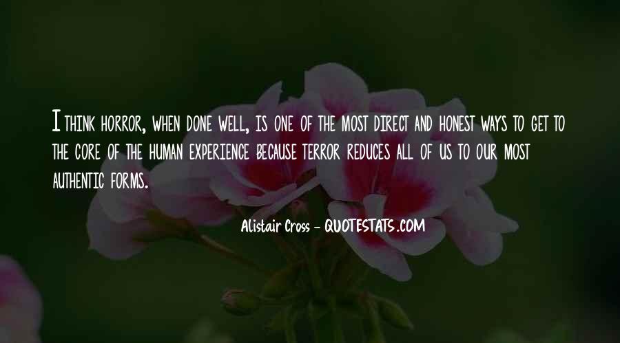 Alistair Cross Quotes #1106017