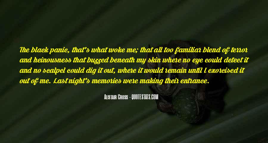 Alistair Cross Quotes #1738818