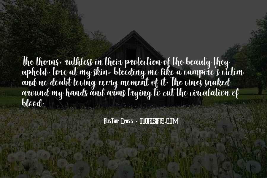 Alistair Cross Quotes #283873