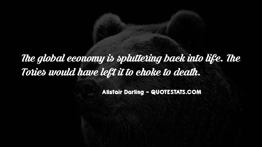 Alistair Darling Quotes #1515724