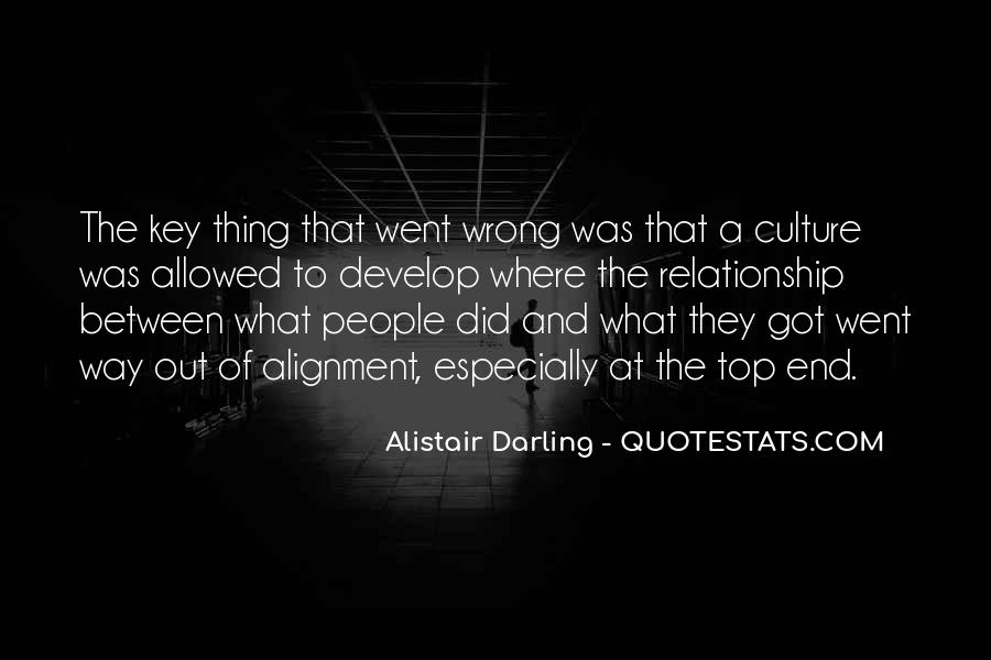 Alistair Darling Quotes #311904